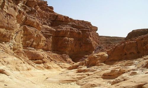 Zdjęcie EGIPT / Synaj / . / Kolorowy Kanion 16