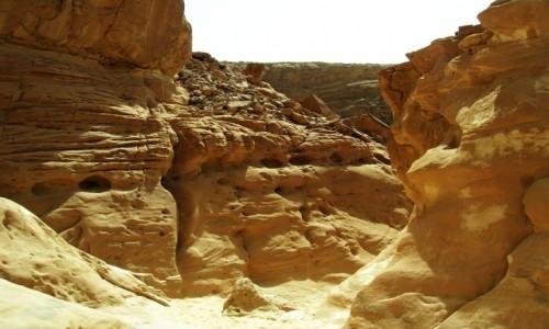 Zdjęcie EGIPT / Synaj / . / Kolorowy Kanion 17