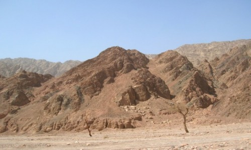 Zdjęcie EGIPT / Synaj / . / Kolorowy Kanion 19