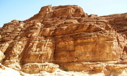 Zdjęcie EGIPT / Synaj / . / Kolorowy Kanion 20