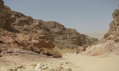 Zdjęcie EGIPT / Synaj / Kolorowy Kanion / Kolorowy Kanion 26