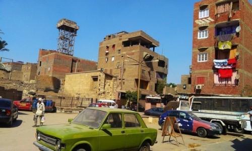 EGIPT / Kair / Zamalek / Miasto umarłych
