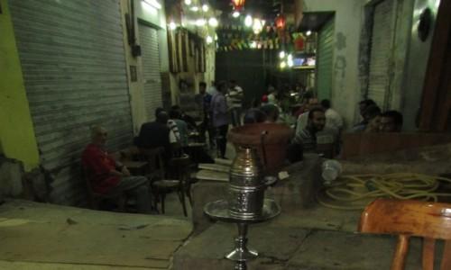 Zdjecie EGIPT / Kair / Kair / cofeshop
