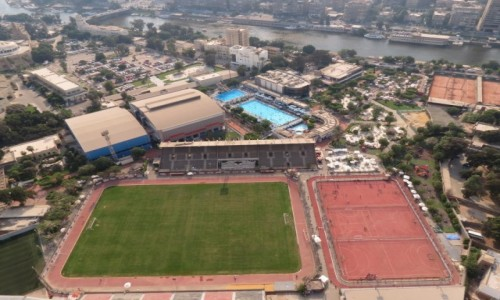 Zdjęcie EGIPT / Kair / Zamalek / Gezira Sporting Club