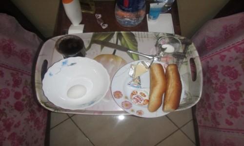 Zdjecie EGIPT / Kair / Kair / Kairskie śniadanie