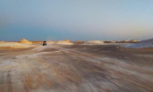 Zdjecie EGIPT / Kair / Al Bahrija / BP  w drodze