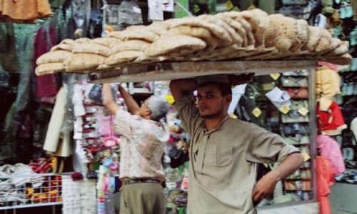 Zdjecie EGIPT / Kair / Suk  / Dostawa