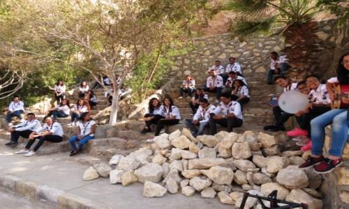 Zdjęcie EGIPT / Kair / Kair / skauci