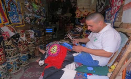Zdjęcie EGIPT / Egipt / Kair / ozdoby
