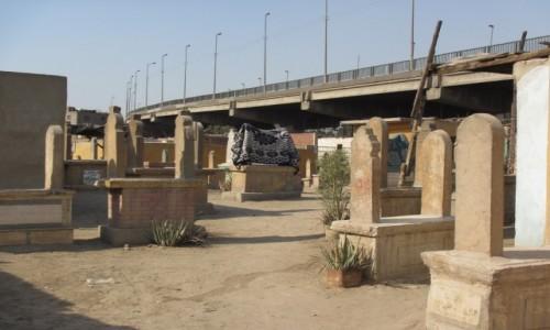 Zdjecie EGIPT / Egipt / Kair / miasto umarłych1
