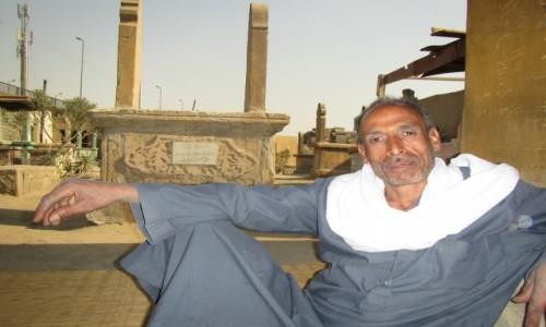 EGIPT / Egipt / Kair / miasto umarłych2