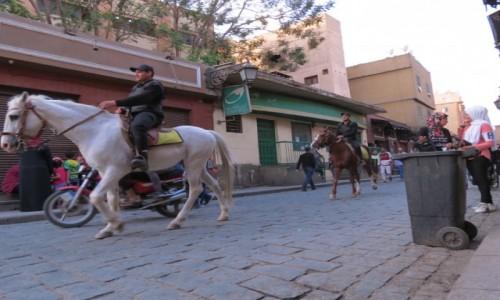 EGIPT / Afryka / Kair / ulica Moez 2