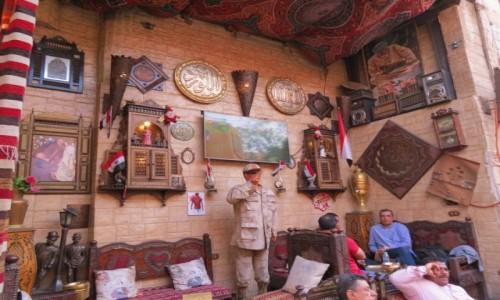 EGIPT / Afryka / Kair / cafe lord 3
