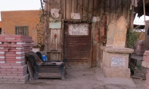 Zdjęcie EGIPT /   Afryka / Kair / m umarłych 1