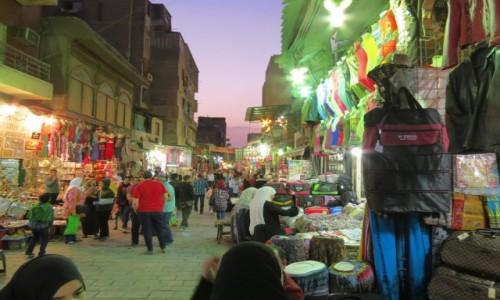 Zdjęcie EGIPT /   Afryka / Kair / bazar