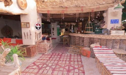 EGIPT / Afryka / Kair / siwa kleopatra cafe