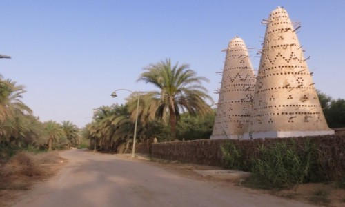 EGIPT / Afryka / Kair / siwa droga rowerow
