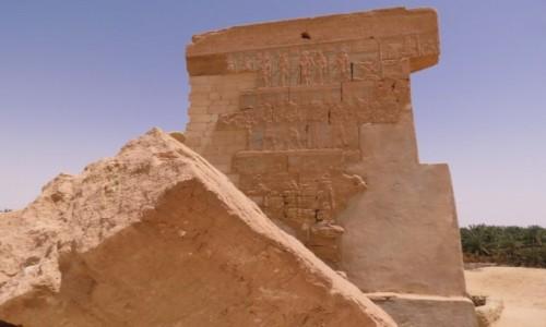 Zdjecie EGIPT / Afryka /  Siwa / siwa wyrocznia1