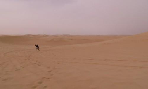 Zdjecie EGIPT / Afryka / Siwa / pustynia
