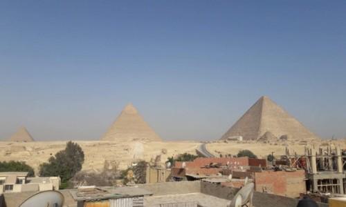 Zdjecie EGIPT /  Afryka / Kair / piramidy 2