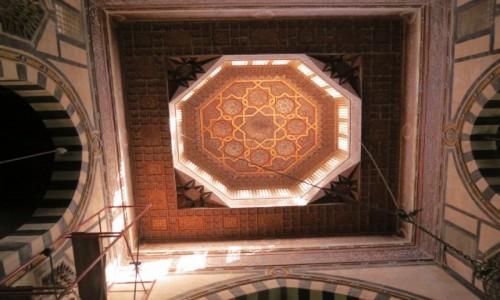 Zdjecie EGIPT / Afryka / Kair / sultan Al Ashraf mauzoleum1