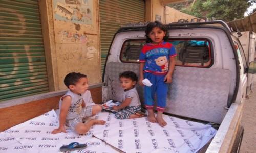EGIPT / Afryka / Kair / m umarrłych dzieci