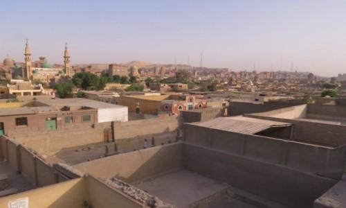 Zdjecie EGIPT / Afryka / Kair / m umarłych widok