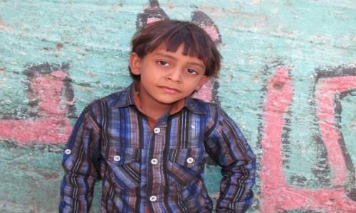 Zdjecie EGIPT / Afryka / Kair / Mokattam dzieci1