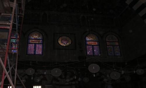 Zdjecie EGIPT / Afryka / Kair / sultan Al Ashraf mauzoleum2