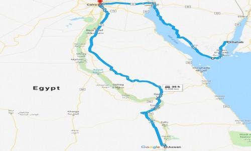 EGIPT /   Afryka / Kair / Kaid dahab Aswan