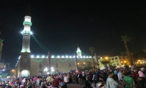 Zdjecie EGIPT / Afryka / Kair / urodziny proproka Al Husajn (1)