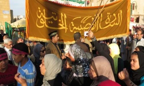 Zdjecie EGIPT / Afryka / Kair / Urodziny Proroka Kair3