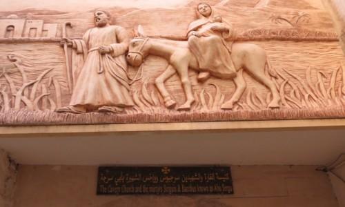 EGIPT / Afryka / Kair / Babilon1