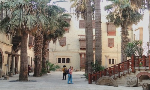 Zdjecie EGIPT / Afryka / Kair / Babilon11