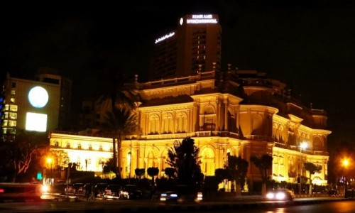 EGIPT / Kair / Kair / pałac Muhammada Alego