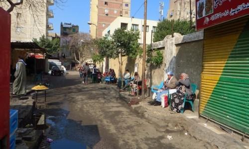 Zdjęcie EGIPT / Kair / Kair / na ulicy