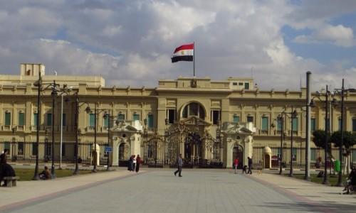 Zdjęcie EGIPT / Kair / Kair / pałac Abdin