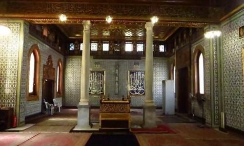 Zdjęcie EGIPT / Kair / Kair / pałac Muhammada Alego - wnętrze