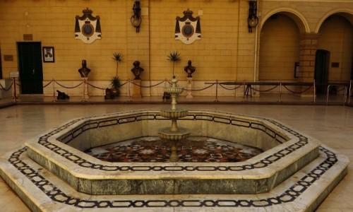Zdjęcie EGIPT / Kair / Kair / pałac Abdin - muzeum