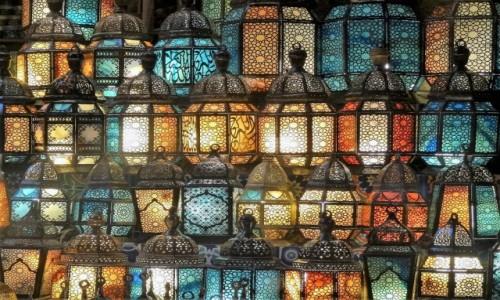 Zdjecie EGIPT / Kair / suk Chan al- Chalili / Cudowna lampa Aladyna