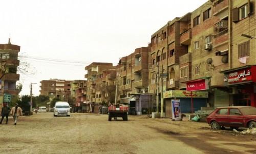 Zdjecie EGIPT / okolice Kairu / Memfis / współczesne Memfis