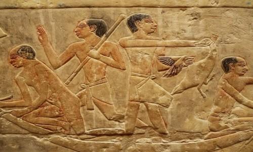 EGIPT / Nekropolia Memficka / Sakkara / grobowiec księżniczki Idut