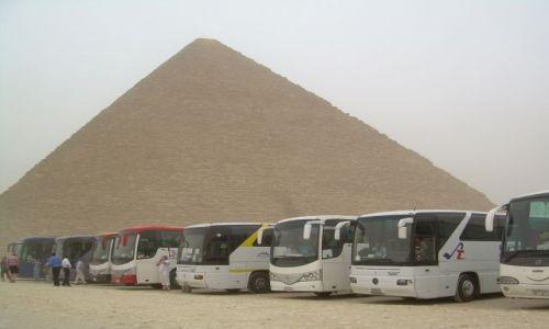 Zdjęcie EGIPT / Kair / Giza / To też Giza - tyle że inaczej