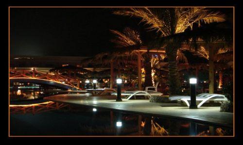 Zdjecie EGIPT / Hurgarda / Hotel  Hilton Long Beach / egipt - hotel
