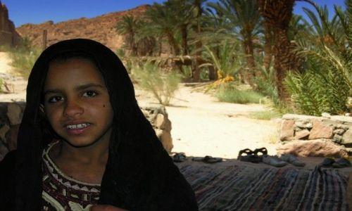 Zdjecie EGIPT / Synaj / Ain Khodra / W oazie Ain Kho