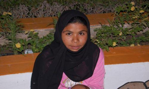 Zdjecie EGIPT / brak / Sharm El Sheikh / Beduińska dziewczynka II