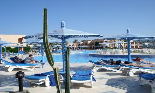 Zdjecie EGIPT / hurgada / hotel / baseny