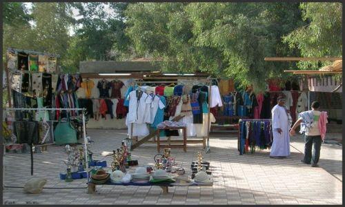 Zdjęcie EGIPT / Egipt - część wschodnia / Egipt wschodni / Bazarek przydrożny