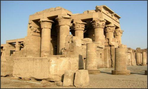 Zdjęcie EGIPT / Egipt wschodni / Kom Ombo  / Kom Ombo