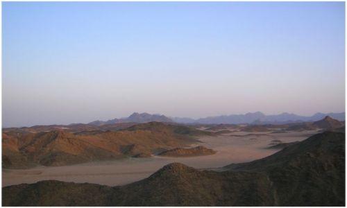 Zdjęcie EGIPT / Egipt wschodni / Egipt wschodni / Pustynia  Arabska